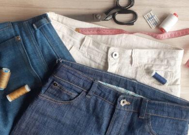Confeccion de tu propio jean